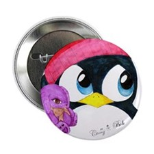 """Chilly & Bob"" 2.25"" Button"