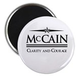McCain / Clarity and Courage Magnet