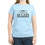 Insane for McCain Women's Light T-Shirt