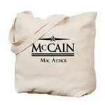McCain / Mac Attack Tote Bag