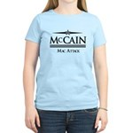 McCain / Mac Attack Women's Light T-Shirt