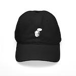 McCain (fill in bubble) Black Cap