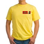 I'm a McCainiac Yellow T-Shirt