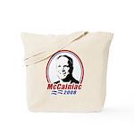 McCainiac 2008 Tote Bag