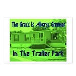 Grass is Always Greener Postcards (Package of 8)