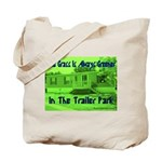 Grass is Always Greener Tote Bag
