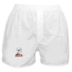 McCain is McDreamy Boxer Shorts