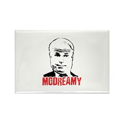 McCain is McDreamy Rectangle Magnet (100 pack)