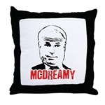 McCain is McDreamy Throw Pillow