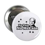 No pain no McCain 2.25