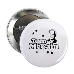 "Team McCain 2.25"" Button"