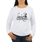 Team McCain Women's Long Sleeve T-Shirt