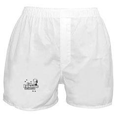 I'm insane for McCain Boxer Shorts
