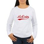 John McCain Women's Long Sleeve T-Shirt