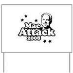 This is McCain Country Yard Sign