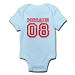 John McCain 08 Infant Bodysuit