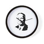 John McCain 08 Wall Clock