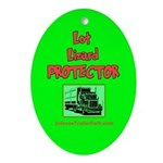 Lot Lizard Protector Amulet