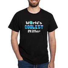 World's Coolest Miller (A) T-Shirt