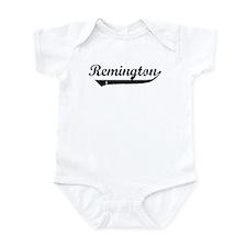 Remington (vintage) Onesie