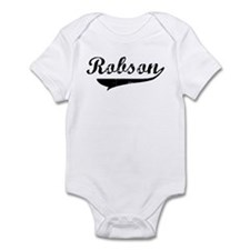 Robson (vintage) Infant Bodysuit