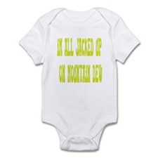 Jacked Up Infant Bodysuit