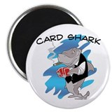 Card Shark Magnet