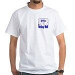 Greatest Hockey MOM White T-Shirt