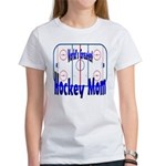 Greatest Hockey MOM Women's T-Shirt