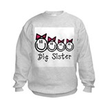 Big Sis of 4 (Girls) Jumpers