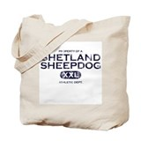 Property of Shetland Sheepdog Tote Bag