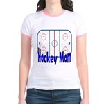 Hockey MOM Jr. Ringer T-Shirt