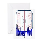 Hockey MOM Greeting Cards (Pk of 10)