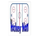 Hockey MOM Postcards (Package of 8)