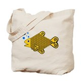 Lovely Fish Tote Bag