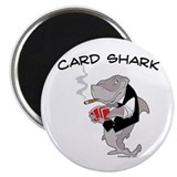Card Shark 2.25&amp;quot; Magnet (10 pack)