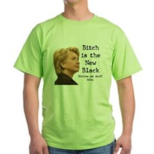 Bitch/Black T-Shirt