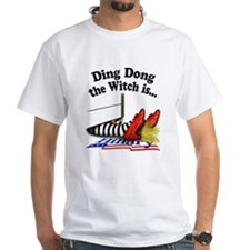 Ding Dong the Witch is... Shirt