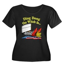 Ding Dong the Witch is... T