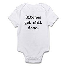 Get It Done Infant Bodysuit