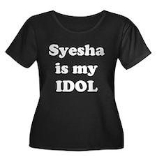 Syesha is my IDOL T