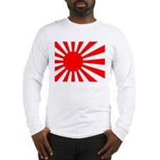 Unique Japanese flag Long Sleeve T-Shirt