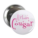 "Urban Cougar 2.25"" Button"