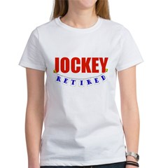 Retired Jockey Women's T-Shirt