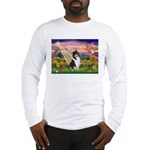 Autumn Angel/Collie Long Sleeve T-Shirt