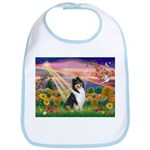 Autumn Angel/Collie Bib