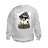 Audubon Great Blue Heron Sweatshirt