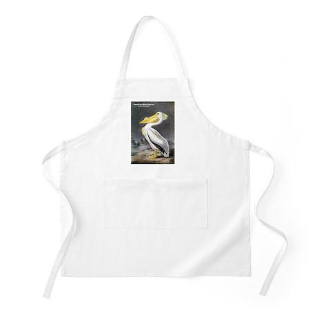Audubon American White Pelican BBQ Apron