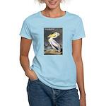 Audubon American White Pelican (Front) Women's Lig