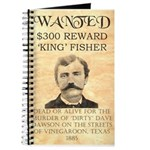 King Fisher Journal